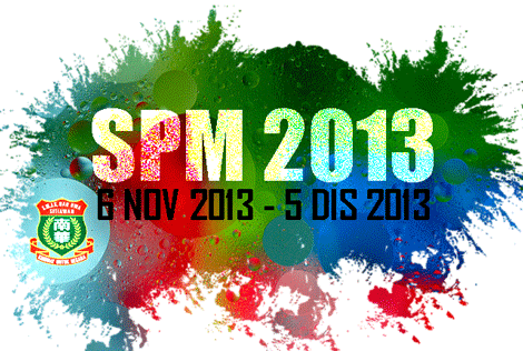 2013 SPM TRIAL PAPERS (KERTAS PERCUBAAN SPM 2013) | SMJK Nan Hwa