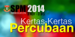 2014 SPM PERCUBAAN COVER